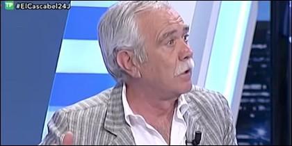 Antonio Pérez Henares 'Chani'.