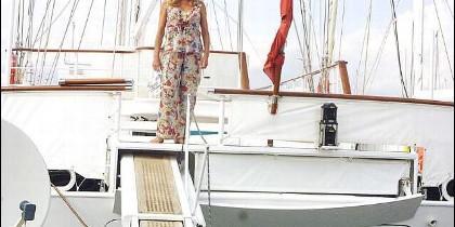 Mata-Mua, el barco de los Thyssen