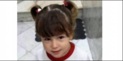 Lucía Vivar Hidalgo, la niña muerta en Pizarra.