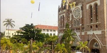 Catedral de Myanmar