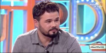 Gabriel Rufián.