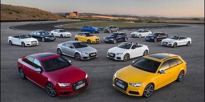 Audi gama S