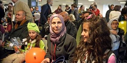 Pasillos humanitarios en Italia