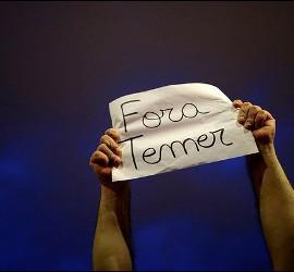 Crece el sentimiento anti-Temer en Brasil