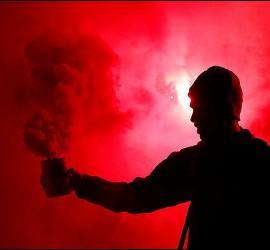 Disturbios anti-Temer en Brasil