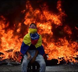 'Ley de la selva' en Venezuela