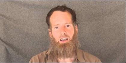 Stephen McGown, el sudafricano secuestrado por Al Qaeda.