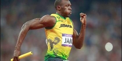 Usain Bolt's