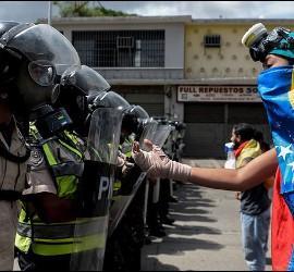 Nuevos disturbios en Venezuela