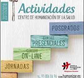 Programa del Centro de Humanización de la Salud 2017-18