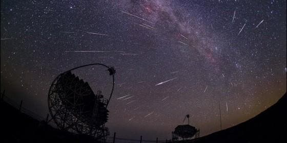 ¿Cómo ver en México la lluvia de estrellas de las Perseidas 2018?