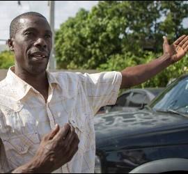 Padre del joven asesinado por un cura en la República Dominicana, Freddy Carrión