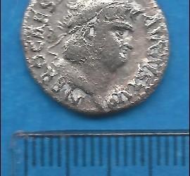 Moneda encontrada en la supuesta Bethsaida