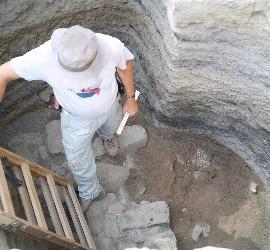 Excavaciones en Bethsaida