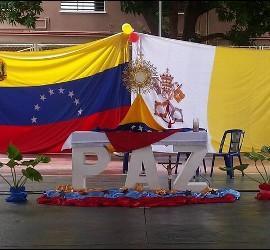 Implicación del Papa y el Vaticano por la paz en Venezuela