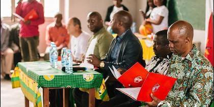 Encuentro de 'Scholas' en Mozambique