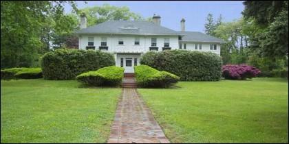 La mansión de  Nueva Jersey en venta por 10 dólares.