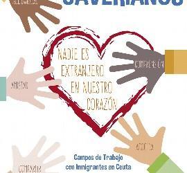 Misioneros javerianos en Ceuta