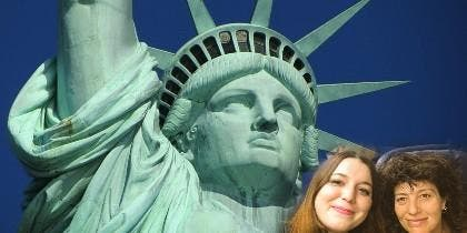 Diputadas viajan a Nueva York