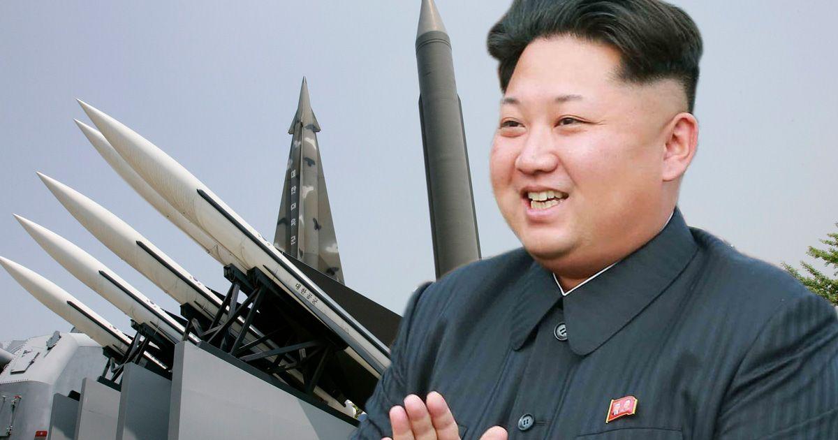 """Kim Jong-un amenaza con """"domar con fuego al viejo chocho desquiciado"""" de Trump"""
