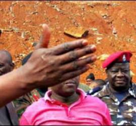 El presidente de Sierra Leona pide ayuda urgente
