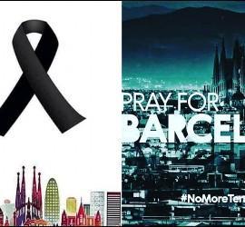 Solidaridad con Barcelona