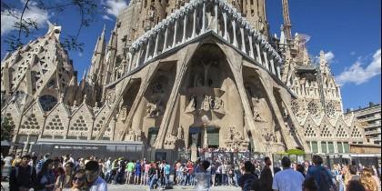 Basílica Sagrada Familia de Barcelona