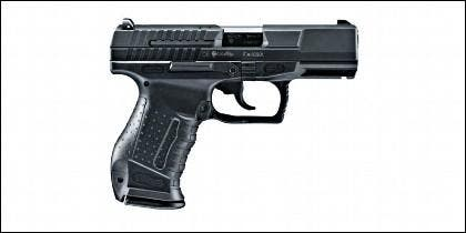 Pistola Walther P99 AS Cal. 9X19.