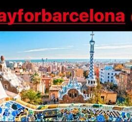 Pray por Barcelona