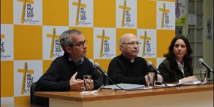 Presentación del lema y logo para la visita de Francisco a Chile