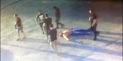 Matan al campeón mundial de 'powerlifting'