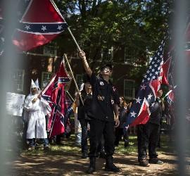 Ku Klus Klan y supremacistas