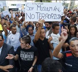 Musulmanes contra el terror