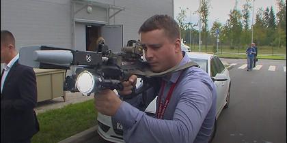 Rifle Kaláshnikov
