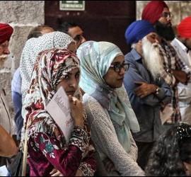Personas de distintas confesiones dicen sí a la paz