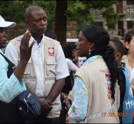 Cáritas y Manos Unidas, en Sierra Leona