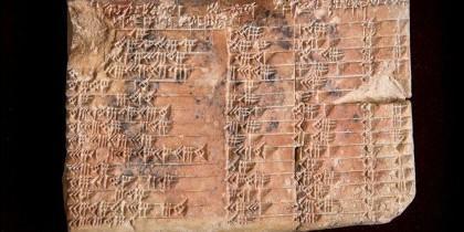 Tabla trigonométrica