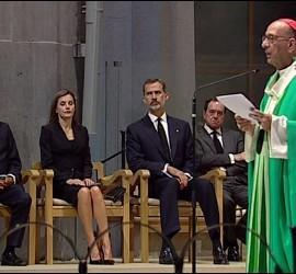 Omella, en la misa de la Sagrada Familia