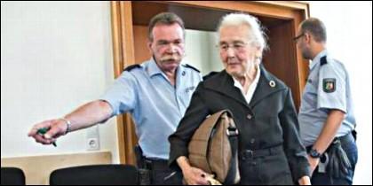 Ursula Haverbeck, «la abuela nazi».