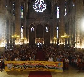 San't Egidio, por la paz en Barcelona