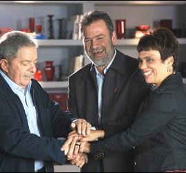 Durval, con Lula