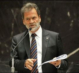 El diputado brasileño