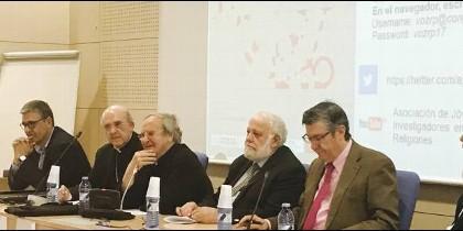 Religiones y sociedad civil, contra la islamofobia y con las víctimas del terror