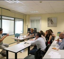 Acciones formativas en el Centro de Humanización de la Salud