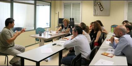Curso en el Centro de Humanización de la Salud