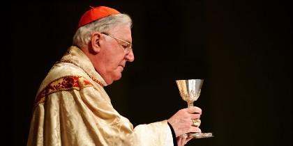El cardenal Cormac Murphy-O'Connor, arzobispo emérito de Westminster