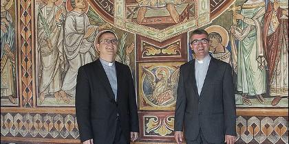 Antoni Vadell y Sergi Gordo, nuevos obispos auxiliares de Barcelona