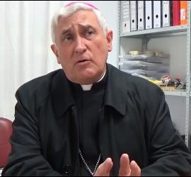 Rafael Zornoza, obispo de Ceuta y Cádiz