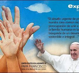 El Papa y el cuidado de la Casa Común