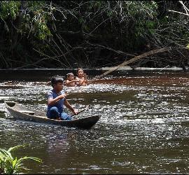 La Amazonia, con los ojos de Modino